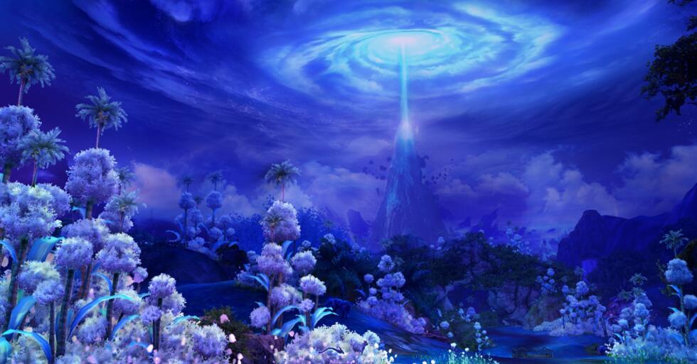 """通过新区域前往位于永恒之塔一层的""""知识书库""""副本"""